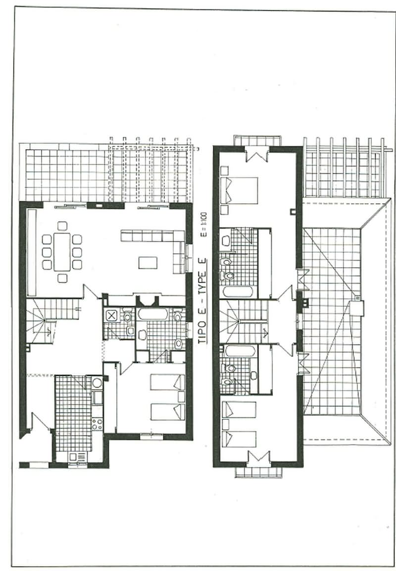 Aldea Blanca Floor Plans